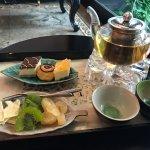complimentary high tea