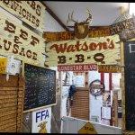 Foto de Watson's Bbq
