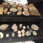 le fameux plateau de fromage
