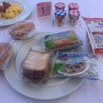 morning gluten free spread