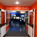 The entrance to the Great Hall of Shells
