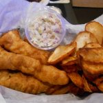 Mahi Fish and Chips