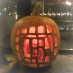 Halloween Carving Contest (while I was there)