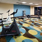 On Site Fitness Center Holiday Inn Express Murfreesboro