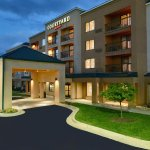 Photo of Courtyard Beckley