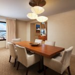 Executive Bi-Level Suite Dining Room