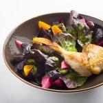 Crispy Confit Salad