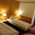 Sankt Valentin - Landzeit Motel - gemütliches Zimmer