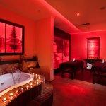 2 kişilik jakuzili masaj odası