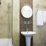 Bathroom -Warwick Place Serviced Apartment (offsite)