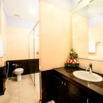 Bathroom of Standard Room, Superior Room, Deluxe Room and Family Suite Room