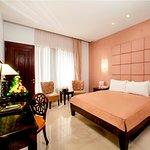 Photo de The Radiant Hotel and Spa Kuta