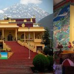 The Gyuto monastery temple in Dharamshala is another tourists attraction.