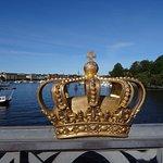Stockholm, Bridge leading to Skeppsholmen