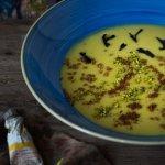 primo piatto dal menù dedicato a Van Gogh