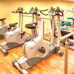 Fitness Center - Sunstar Hotel Davos