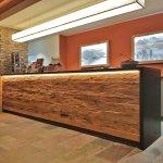 Reception - Sunstar Hotel Davos