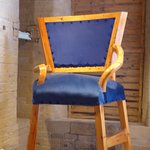 Hockney chair