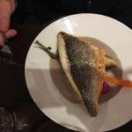 poisson et ses légumes