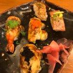 Aburi (Torched) Sushi