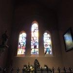 Iglesia de San Nicolás, La Roche-en-Ardenne, Bélgica.