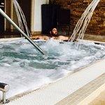 Hydrospa pool