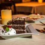 Caribbean Chocolate Rum Cake