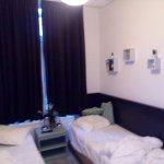 Camera da 2 letti singoli