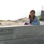 Visita al faro de touriñan