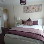 King size room with ensuite