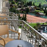 Photo de Gstaad Palace Hotel