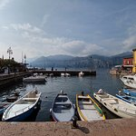 Malcesine harbour