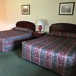 Most of our rooms are quite spacious.