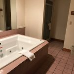 We offer a limited number of Jacuzzi suites with a king room and beautiful views!
