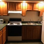 We are a limited number of Kitchenette Suites