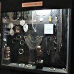 Kenyan metal jewellery.