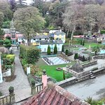 Portmeirion: Interesting town to visit (from the old Prisoner TV show)