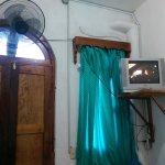 TV y ventilador