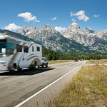 Jackson Hole Campground at Fireside Resort Photo