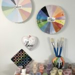 Paint Your Own ceramic studio to create a memory of your time in Clive/New Zealand, we can post