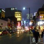 Yonge Street,night
