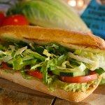 #3 Veggie Sandwich