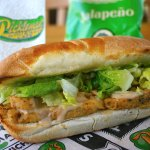 #11 Chipotle Chicken Sandwich