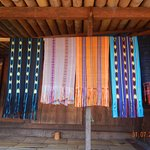 handwoven made by local people