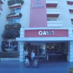 Oasis Hotel Apartments Foto