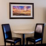 We have Local Art in rooms from @KevinRoylancePhotography