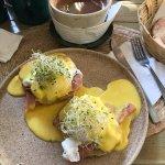 Benedictine Eggs