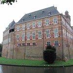 Uitzicht op kasteel Huis Bergh vanuit 's Heerenberg