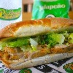 #17 Chipotle Chicken Sandwich