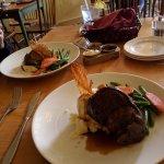 Lamb Shank and Beef Short Rib